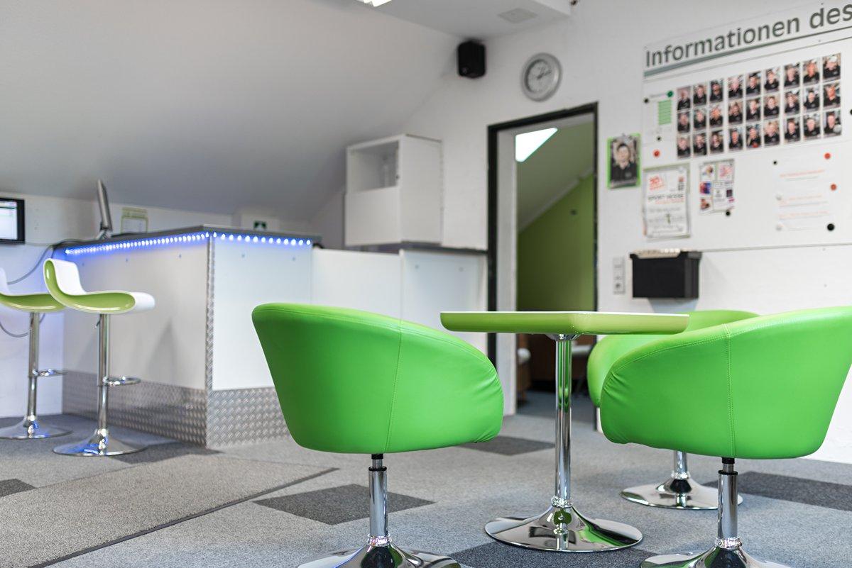 Thekenbereich / Lounge