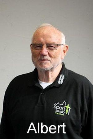 Albert Kram (Gründungsmitglied & Abteilungsleiter bis Nov 2018)
